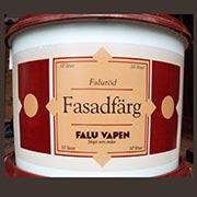 スウェーデンの塗料FALU VAPEN